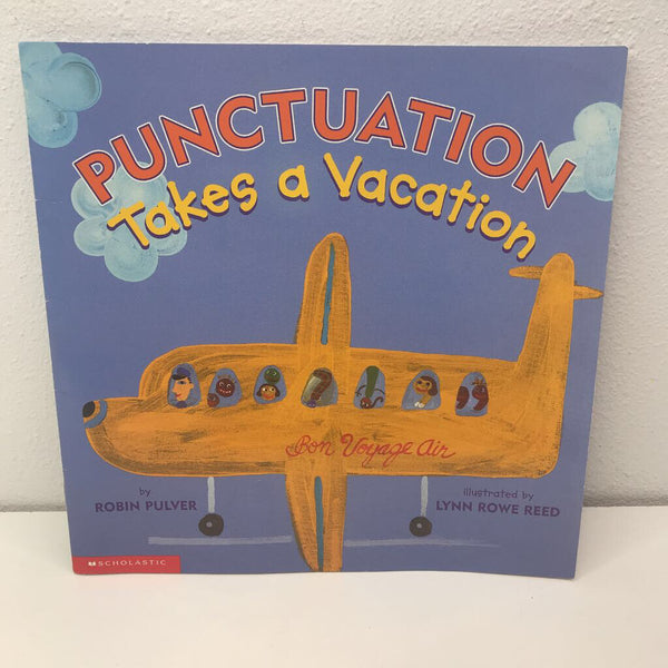 Punctuation Takes a Vacation (paperback)