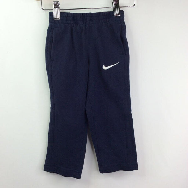 Nike Navy Sweatpants 2