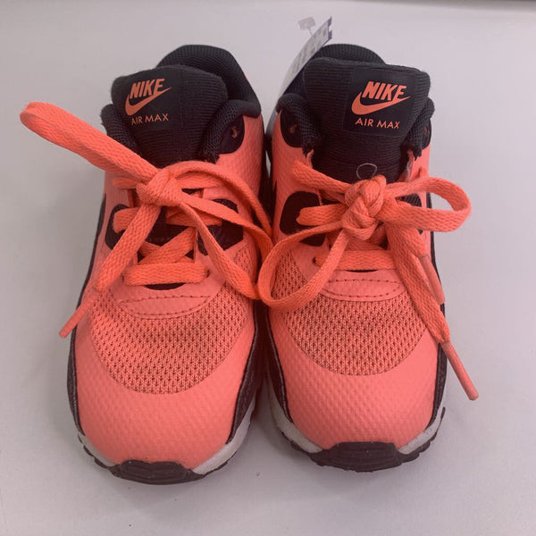 Nike Pink/Black Airmax Sneakers NEW 8T