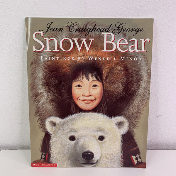 The Snow Bear (paperback)