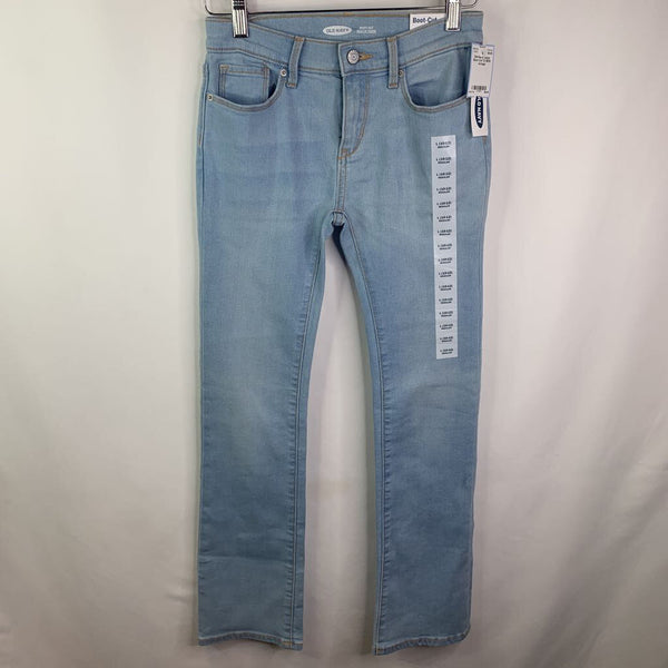 Old Navy Jeans Boot Cut 12 NEW w/tags