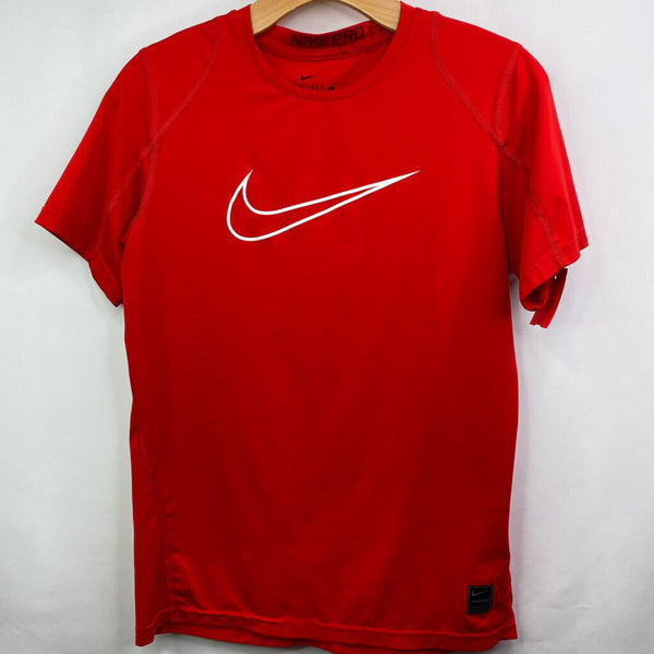 Nike Pro Dri-Fit Red T-shirt 14-16 (XL)