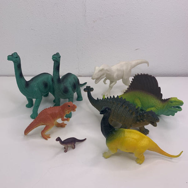 Assortment of Dinosaurs