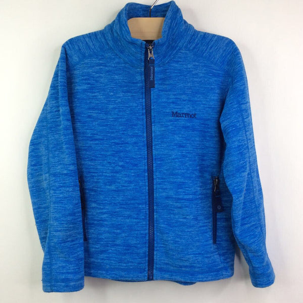 Marmot Blue Fleece Jacket 4-6
