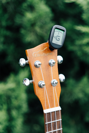 Ukutune Electronic Tuner for Ukulele and Guitar
