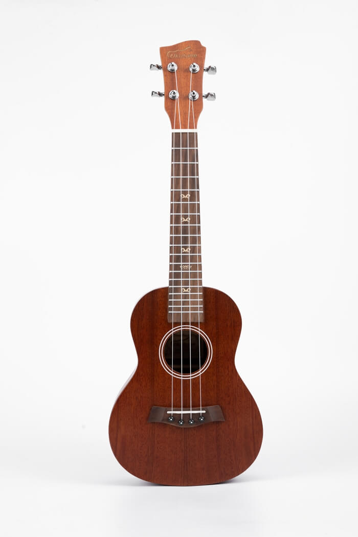 "23"" Solid Mahogany Wood Concert Ukulele Natural Color"