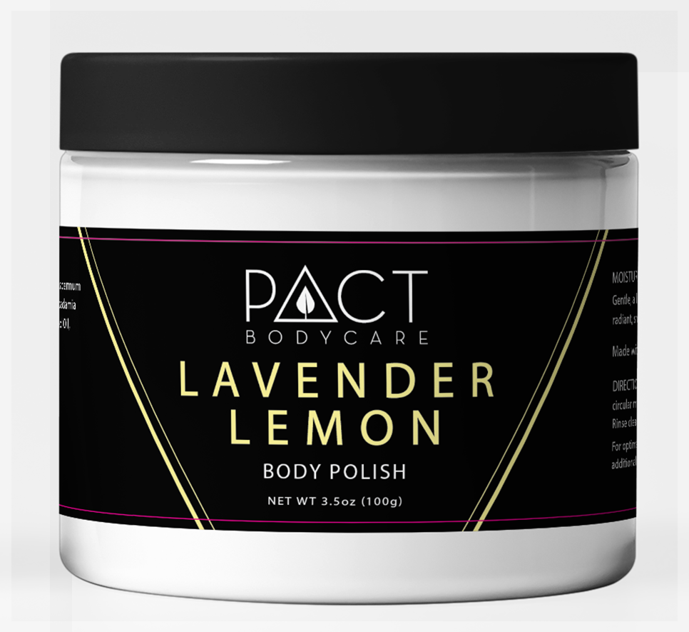 Lavender Lemon Polish