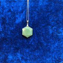 Load image into Gallery viewer, Green Aventurine pendant