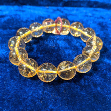 Load image into Gallery viewer, Citrine Bracelet -  natural stones