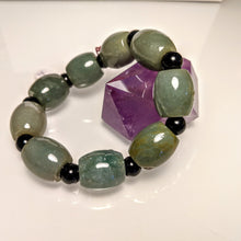 Load image into Gallery viewer, PREMIUM COLLECTION - JADE BARREL BRACELET - BIg