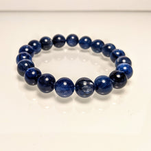 Load image into Gallery viewer, PREMIUM COLLECTION - Blue Kyanite bracelet