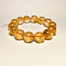 Load image into Gallery viewer, PREMIUM COLLECTION - High frequency Citrine Bracelet