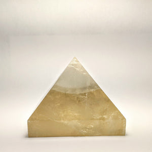 Crystal collection - Citrine Pyramid/ Golden Citrine