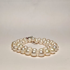 Natural Pearl necklace - Pearl necklace pendant