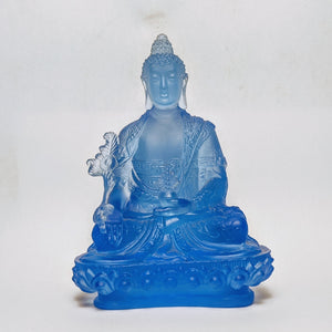 Crystal collection - Medicine Buddha Statue