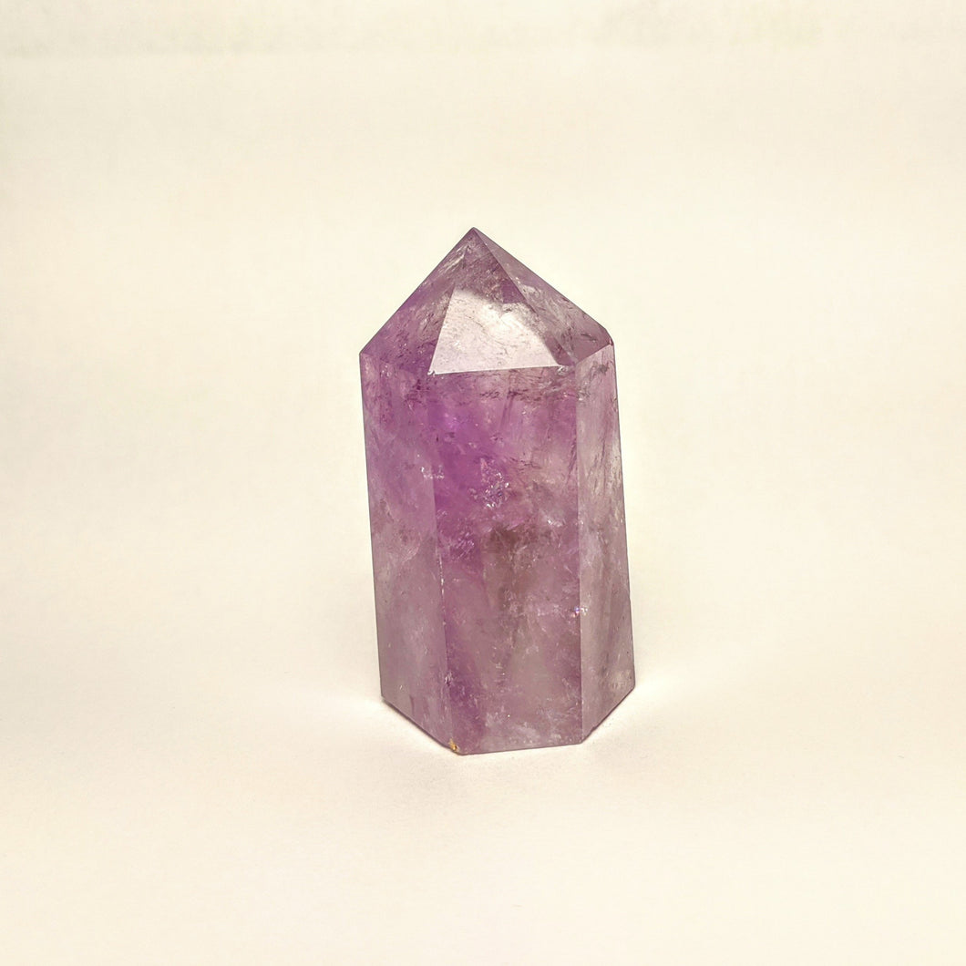 High frequency Amethyst point -  Crystal collection