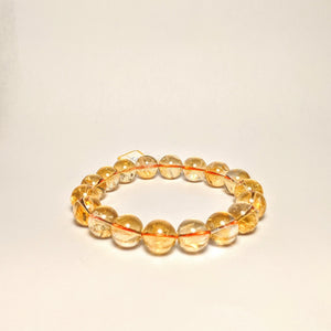 PREMIUM COLLECTION - High frequency Citrine Bracelet- EGE