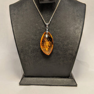 PREMIUM COLLECTION - High frequency Sunrise Citrine pendant