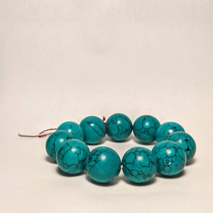 PREMIUM COLLECTION - Turquoise bracelet   -  Large