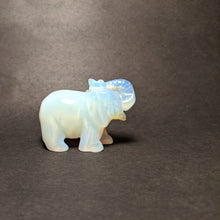 Load image into Gallery viewer, Crystal collection - Opalite Elephant trunk up