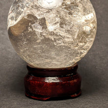 Load image into Gallery viewer, Clear Quartz Sphere / Crystal Ball - Crystal Collection
