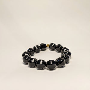 PREMIUM COLLECTION - Black Tourmaline bracelet
