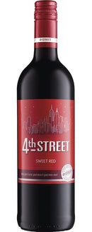 4th Street Natural Sweet white