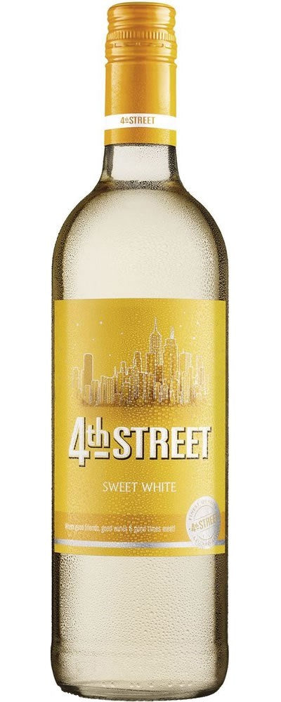 4th Street Natural Sweet white - Simona Flowers