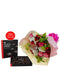 Beautiful hand bouquet - offer by Simona Flowers