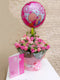 Darling baby girl  water bouquet flower arrangement- Simona Flowers