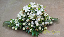 Eternal grace casket spread flowers by Simona Flowers