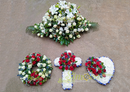 Gratitude corporate funeral flowers by Simona Flowers