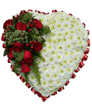 Executive heart wreath