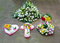 Peaceful passage funeral flower arrangement by Simona Flowers