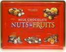 Walkers milk chocolate nuts & fruits 800g - Simona Flowers