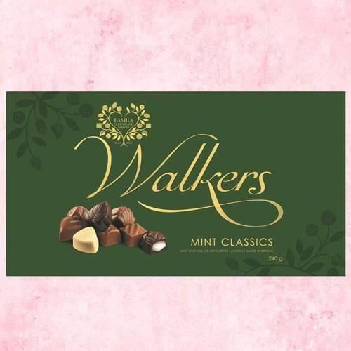 Walkers mint classics 240g - Simona Flowers
