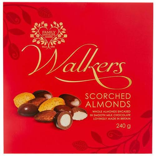 Walkers scotched almonds 240g - Simona Flowers