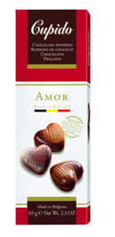 Cupido amor heart chocolates