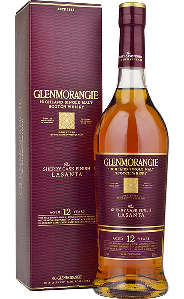 Glenmorangie 12years - Simona Flowers