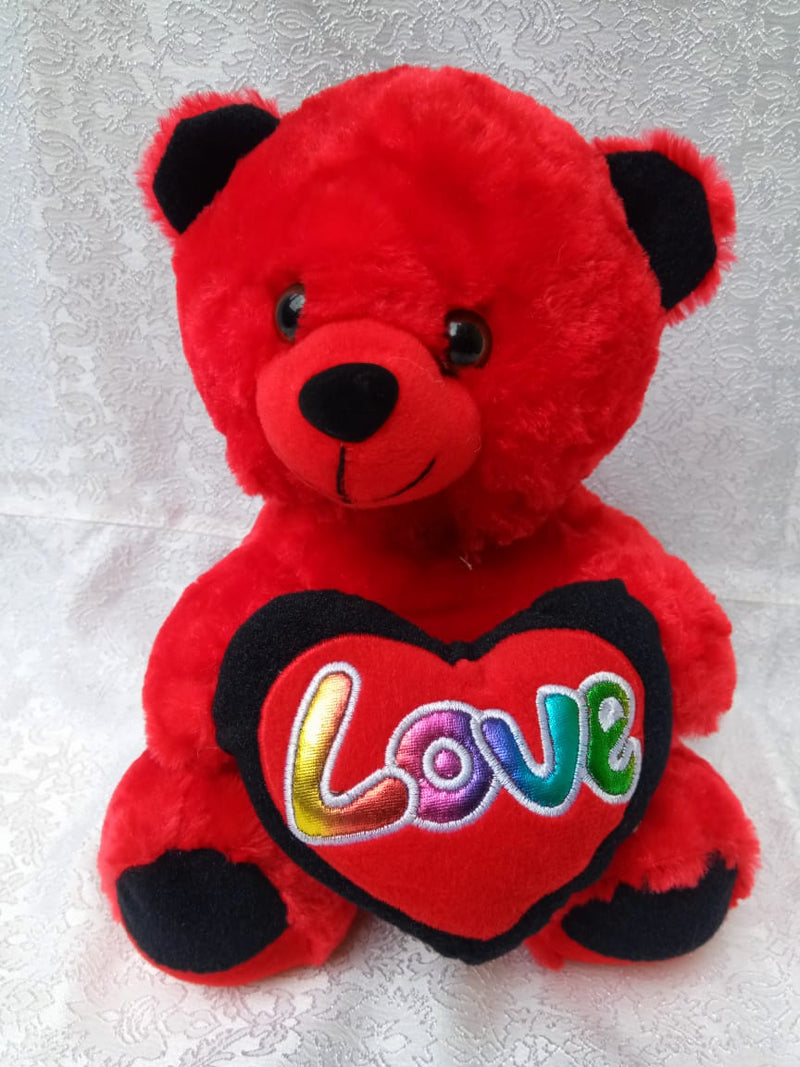 Red love teddy bear - 40cm