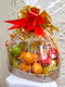 Sweet Taste fruit basket by Simona Flowers