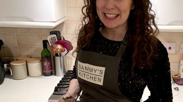 Igluu Ambassador - Sammy from Sammy's Kitchen