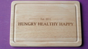Featured blogger - Dannii from Hungry Healthy Happy