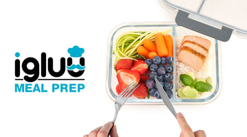 Say Hello To Our New Glass Meal Prep Containers!