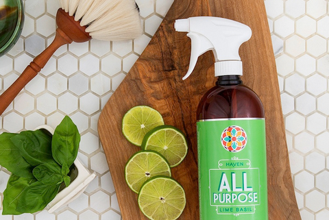 HAVEN Organic Spring Cleaning Products