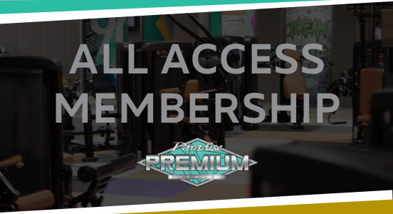 Paradise Fitness - All Club Access Memberships