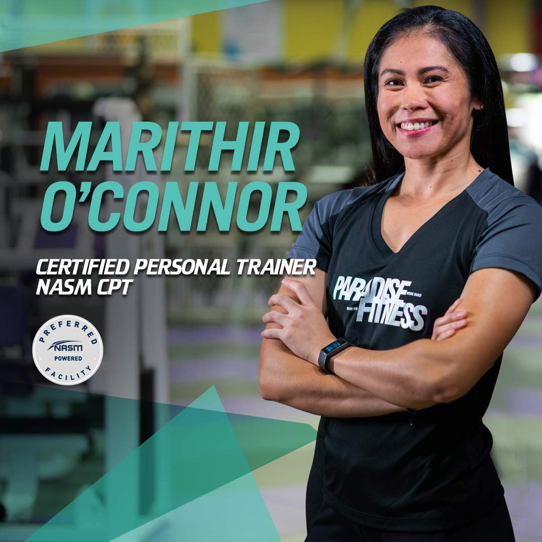 Marithir O'Connor - 1 on 1 Personal Training Packages