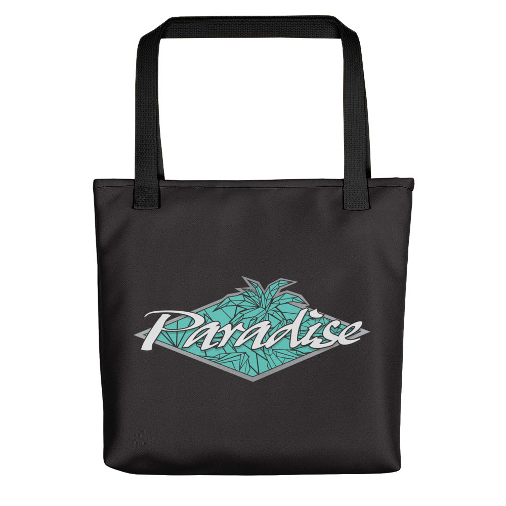 Paradise: 'Seal Logo' Tote Bag