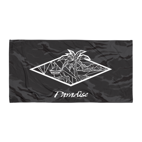 Paradise: 'Seal' Beach Towel