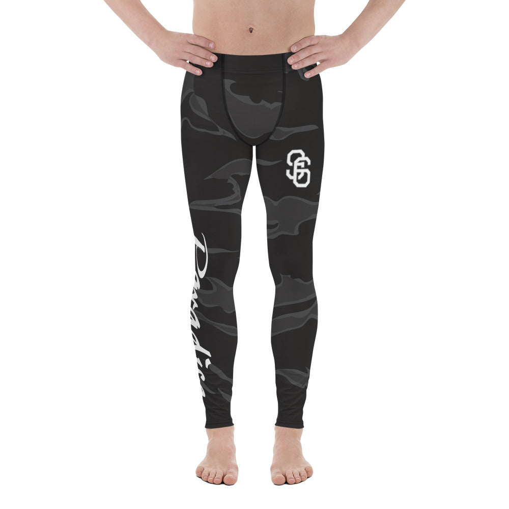 Paradise: 'Tiger Camo' Mens Performance Spats